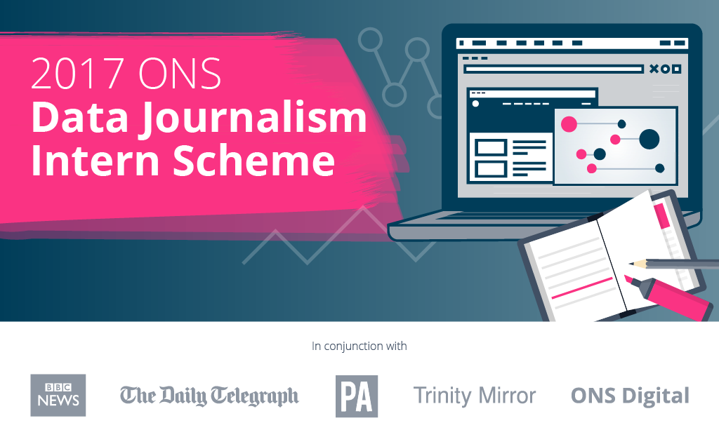 ONS launches paid data journalism interns scheme with leading media organisations